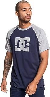 DC Star Raglan Short Sleeve T-Shirt
