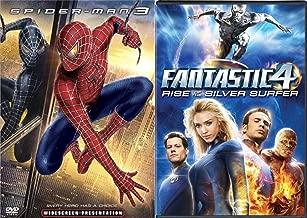 Marvel Universe Bundle - Spider-Man 3 & Fantastic 4: Rise of the Silver Surfer 2-DVD Set