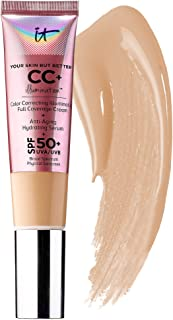 IT COSMETICS CC+ Cream Illumination, Light 1.08 oz (32 ml)