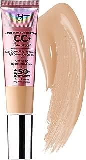 IT Cosmetics CC Illumination Cream with SPF 50+ (Light) 1.08 oz - Your Skin But Better