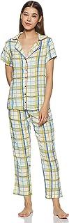 Indigo Women's Pyjama Set Night Dress