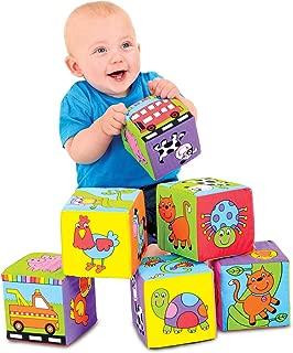 Galt Toys Soft Blocks (Set of 6)