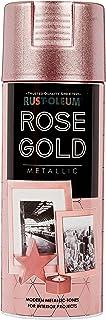 Rust-Oleum AE0533400UK Spray Paint, Rose Gold