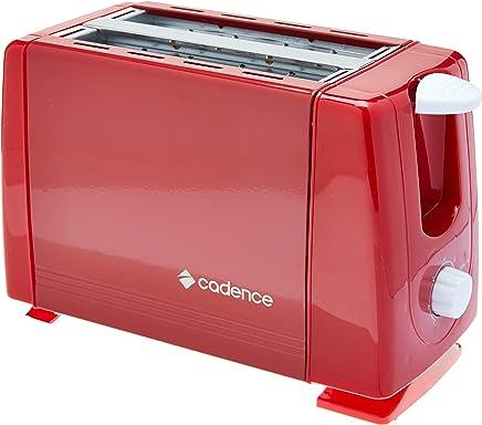 Torradeira Cadence Colors Vermelha Cadence Vermelho 110v