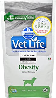 Farmina Vet Life Obesity Canine Formula for Dog, 2 kg