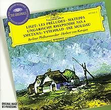 Smetana: The Moldau; Vysehrad / Liszt: Les Préludes; Mazeppa; Hungarian Rhapsody No.4