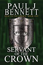 Servant of the Crown (Heir to the Crown Book 1)