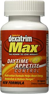 Stacker Dexatrim Max Daytime Appetite Control Tablets, 60 Count