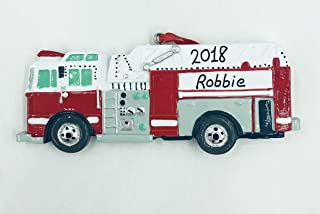 Best fire engine ornament Reviews