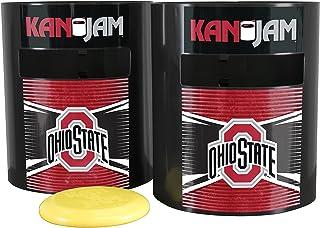 Kan Jam Original Disc Throwing Game, NCAA Licensed Set