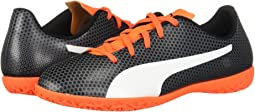 Puma Black/Puma White/Shocking Orange