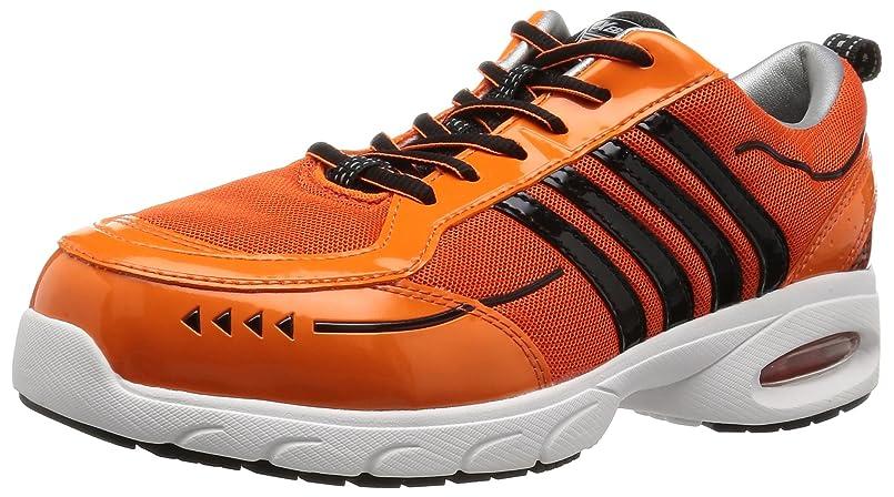 タイムリーなスリップシューズゲインセイ安全靴 85124 エアタンク セーフティシューズ メンズ