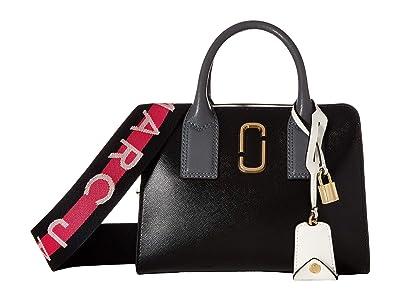 Marc Jacobs Little Big Shot (Black Multi) Handbags