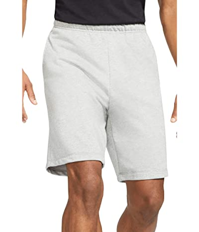Nike Dry Shorts Fleece (Dark Grey Heather/Black) Men