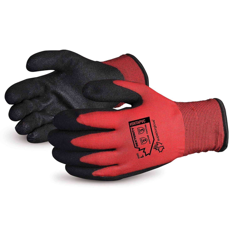 Superior Winter Work Gloves Fleece Lined