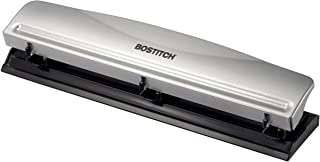 Bostitch Office HP12 3 Hole Punch, 12 Sheet Capacity,...
