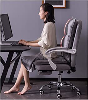 Desk Chairs with Wheels Boss Office Executive Commercial Swivel Chair PU Leather Swivel Desk Chair for Executive, Drafting...