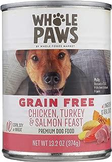 Whole Paws Chicken, Turkey & Salmon Feast, 13.2 oz, 13.2 oz