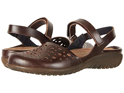Naot Arataki (Pecan Brown Leather) Women