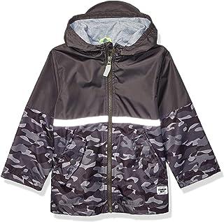 Osh Kosh Boys' Toddler Perfect Rainjacket Rainslicker Raincoat