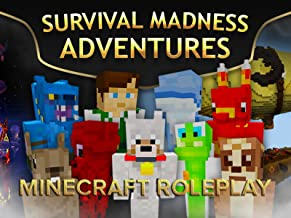 Clip: Survival Madness Adventures (Minecraft Roleplay)