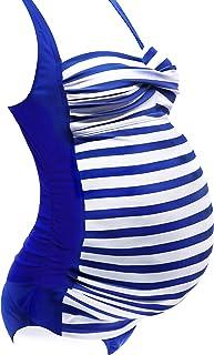 ملابس سباحة بصدرية للنساء تانكيني ملابس سباحة للشاطئ الصيفية قطعتين