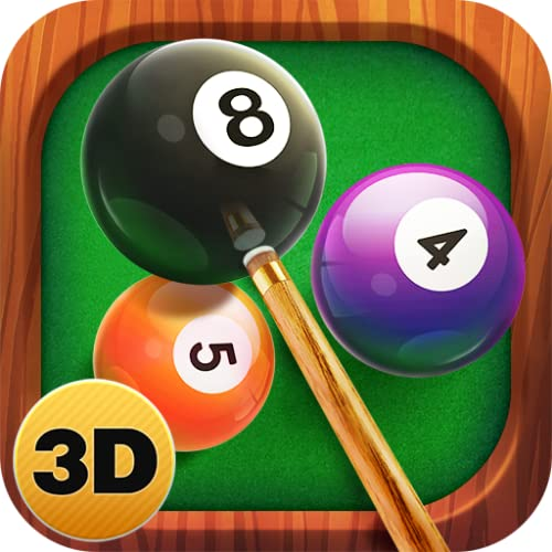 Billiard Pro 8 Pool Ball Master: Tournament Cue Club | Snooker Billiard Sports 3D