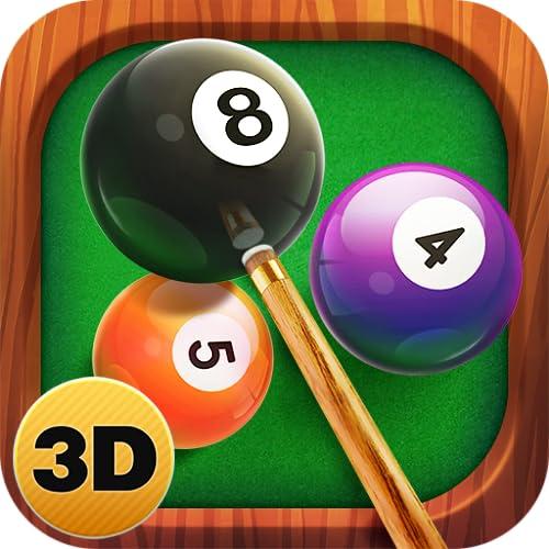 Billiard Pro 8 Pool Ball Master: Tournament Cue Club | Snooker Billiard Sports 3D