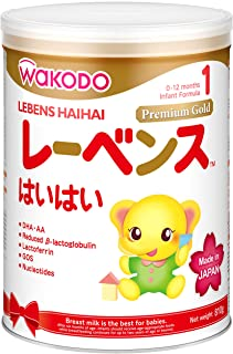 Wakodo Lebens Stage 1 Infant Milk Formula, 0-12 months, 850g