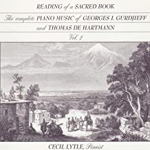 Sacred Hymns: Reading from Sacred Books