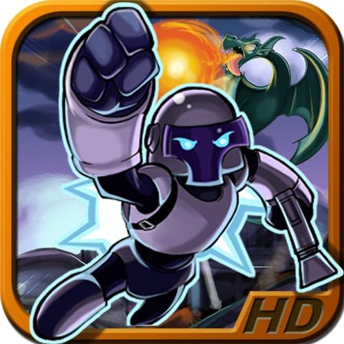 Jetpack dragon Chasse - Fantaisie Joyride tournage Noir Hellfire Dragons par action gratuits Jeux majoré Fun Apps