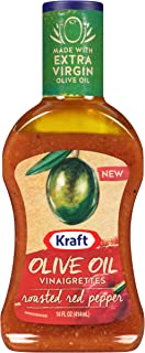 Best kraft olive oil roasted red pepper dressing Reviews