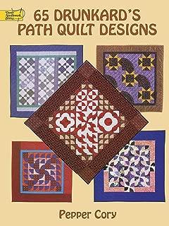65 Drunkard's Path Quilt Designs (Dover Quilting)