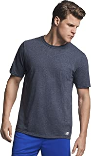 Russell Athletic Mens Performance Cotton Short Sleeve T-Shirt Short Sleeve T-Shirt
