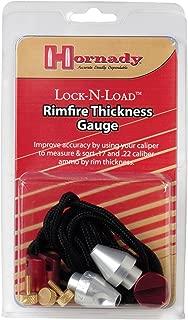 Hornady RF17 Lock-N-Load 17-22 Cal RIM Rimfire Thickness Gauge