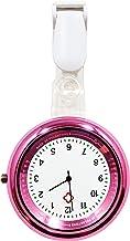 Ellemka - Sjuksköterska | Kvinna Unisex | FOB fickur analog display | Digital kvartsrörelse | JCM-2103 Pro Pulsvåg plastkl...