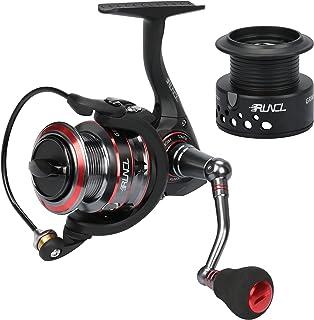 RUNCL Spinning Reel Grim II, Spinning Fishing Reel -...