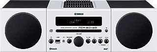 Yamaha Hi-Fi System (MCRB043DWHI)