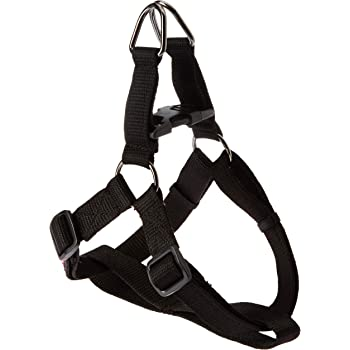 PetsLike Regular Harness, Medium (Black)