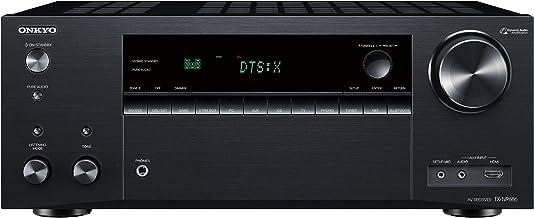 Onkyo TX-NR686-B - Receptor A/V multicanal, Color Negro