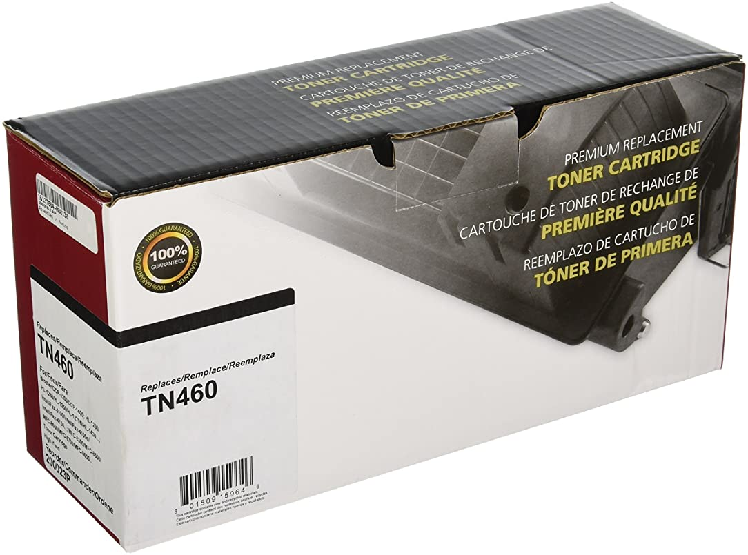 CIG 200023P Remanufactured High Yield Toner Cartridge for Brother TN460
