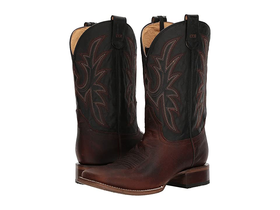 Roper Loaded (Brown) Cowboy Boots