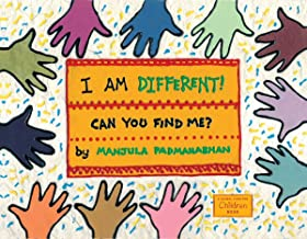 I Am Different: Can You Find Me? (Global Fund for Children Books (Hardcover))
