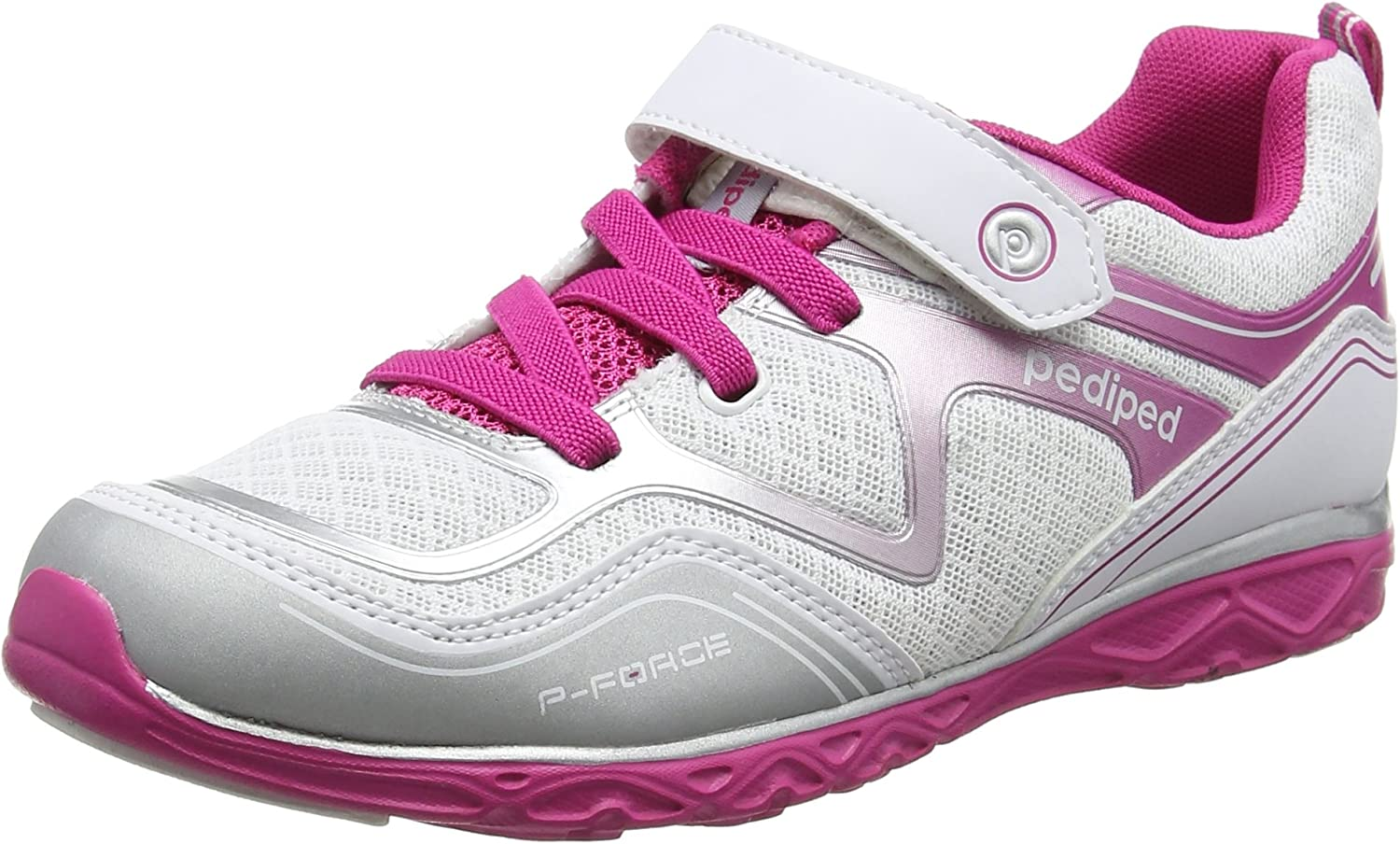 pediped Unisex-Child Grip Force Sneaker