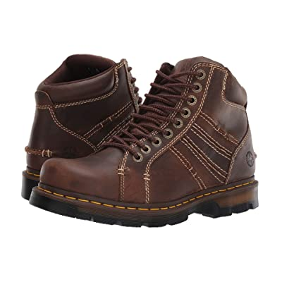 Dr. Martens Quincy 77 NS 9-Eye Boot (Tan) Men