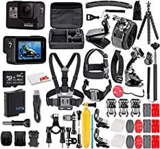 GoPro HERO7 Black - E-Commerce Packaging - Waterproof Action Camera with Touch Screen, 4K HD Video, 12MP Photos, Live Stre...
