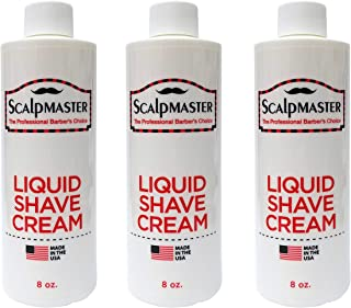 Liquid Shave Cream (Pack of 3)