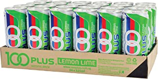 100 Plus Lemon Lime, 325ml (Pack of 24)