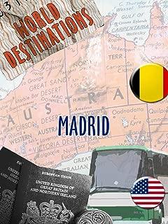 World Destinations - Madrid