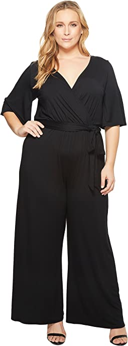 Plus Size Meridith Jumpsuit